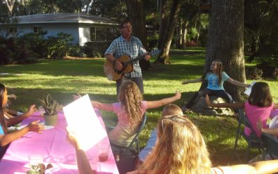 Backyard Bible Study July 2015 Photos