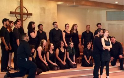Tuned for Praise – Stetson University Opera Theater