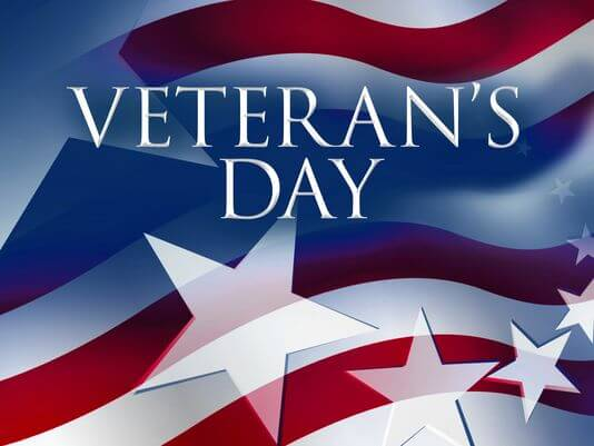 when-is-veterans-day