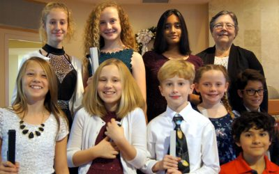 Youth Ringers Christmas Concert